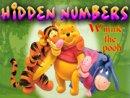 Winnie The Pooh Hidden Numbers