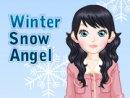 Winter Snow Angel