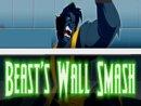 X-Men - Beast's Wall Smash