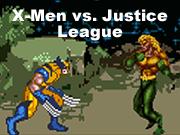 X-Men vs. Justice League