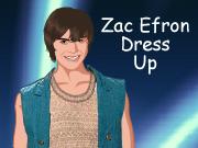 Zac Efron Dress Up