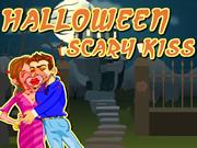 Halloween Scary Kiss