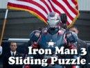Iron Man 3 Sliding Puzzle