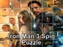 Iron Man 3 Spin Puzzle