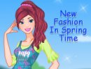 New Fashion In Spring Time