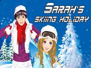 Sarah's Skiing Holiday