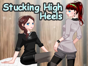 Stucking High Heels