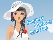 Summer Holiday Dressup