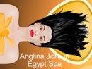Anglina Jolie in Egypt Spa