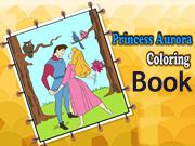 Aurora Coloring Book