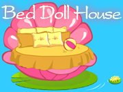 Bed Doll House