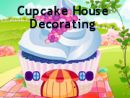 Cupcake House Decorating