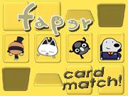 Faper Card Match