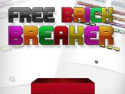 Free Brick Breaker