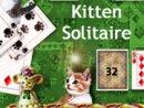 Kitten Solitaire