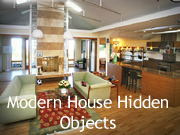 Modern House Hidden Objects
