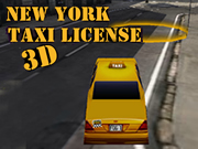 New York Taxi 3D License