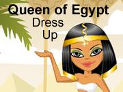 Queen of Egypt Dress Up