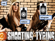Shooting Typing