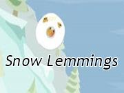 Snow Lemmings