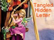 Tangled Hidden Letter