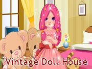 Vintage Doll House