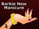 Barbie New Manicure