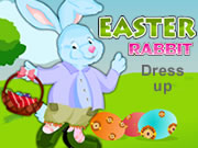 Easter Rabbit Dressup
