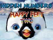 Hidden Numbers-Happy Feet 2 Game