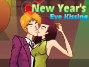 New Year'S Eve Kissing
