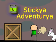 Stickya Adventurya