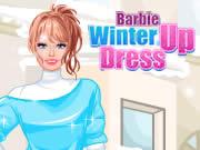 Barbie Winter Dressup