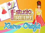Fashion Studio Retro Outfit