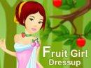 Fruit Girl Dressup