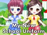My New School Uniform