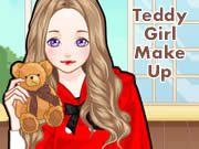 Teddy Girl Make Up