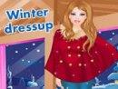 Winter dressup