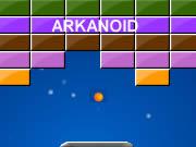 Arkanoid Game