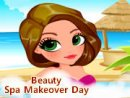 Beauty Spa Makeover Day