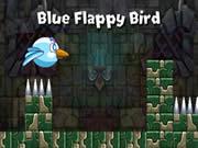 Blue Flappy Bird