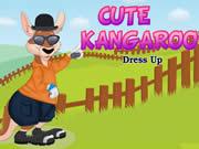 Cute Kangaroo Dressup