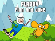 Flappy Finn And Jake