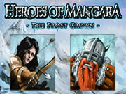 Heroes of Mangara - The Frost Crown