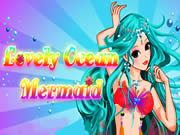 Lovely Ocean Mermaid