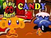 Monkey Go Happy - Candy
