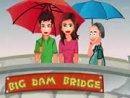 Rainy Big Dam Bridge