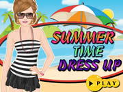 Summer Time Dress Up