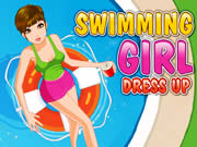 Swimming Girl Dress Up