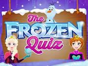 The Frozen Quiz