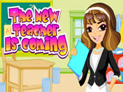 The New Teacher Is Coming